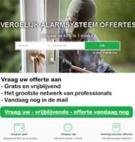 Alarmsysteem | Vraag nu een gratis offerte aan.
