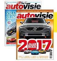 Gratis Autovisie jaarboek 2017 t.w.v. €17.95!