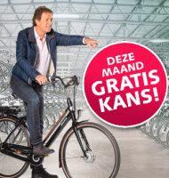 Bij BankGiroLoterij elk uur een elektrische fiets winnen! Speel mee en maak direct kans op 2 fietsen + de eerste maand gratis meespelen.
