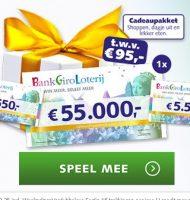 Doe mee en win de BankGiro Loterij!