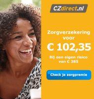 CZdirect de beste online zorgverzekering voor jou!