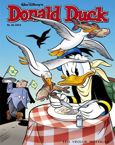 donald duck abonnement voor jou nu met 16 korting