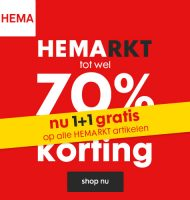 HEMARKT opruiming | Shop 70% korting en 1 + 1 gratis