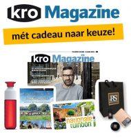 KRO magazine met gratis cadeau naar keuze!