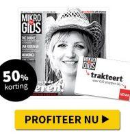 Ontvang gratis HEMA cadeaubon t.w.v. €10 bij Mikro Gids!