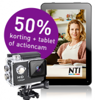 NTI opleidingen | Gratis iPad , tablet of camera!