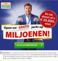 Postcode loterij uitslagen in jouw voordeel! Speel de eerste maand Gratis mee en win gegarandeerd €25.- of €25000.-. Speel live mee met je persoonlijke Bingokaarten.