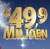 1 januari trekking van Postcode loterij miljoenenjacht!
