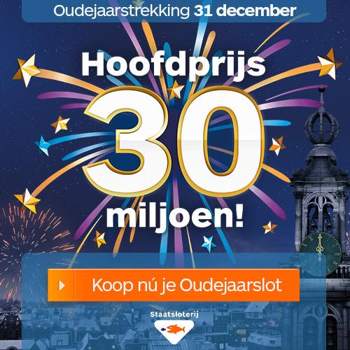 uitslag staatsloterij nl