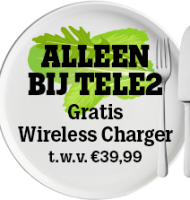 Mijn Tele2 | Samsung Galaxy S6 + Gratis Wireless charger!