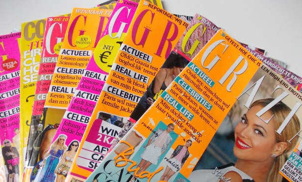 Grazia Tijdschrift