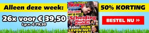 123 tijdschrift story onder