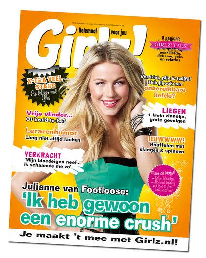 Girlz | Het leukste meidenblad van Nederland!