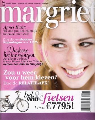 Tijdschrift Margriet