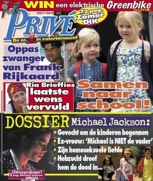 Prive weekblad