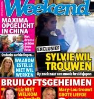 Weekblad Weekend | 8 nr's nu €15,- wel 17% korting!
