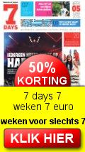 7Days nu 7 weken slechts 7,- | Dat is 50% korting!