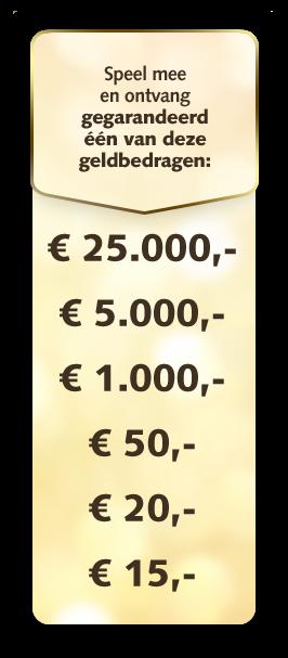 Bankgiro Loterij met 2 gratis musicalkaarten
