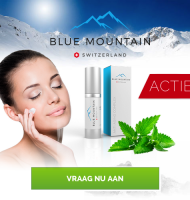 Blue Mountain Skin Care | Verminderd de rimpels!