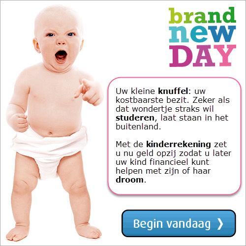 Sparen voor Kind | Open spaarrekening voor je kind!