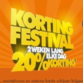 Expert korting festival met 20% voordeel op je aankoop!