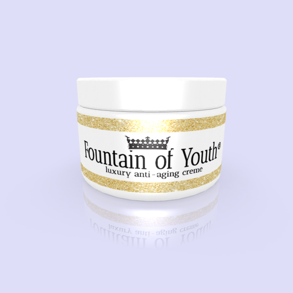 Fountain of Youth creme maakt de Huid strakker en stevigere!