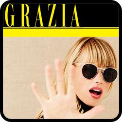 Abonnement Grazia nu 4 weken gratis!