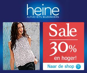 DeSale kleding word nu aangeboden met een korting tot wel 30% en kunnen oplopen tot wel 63%.