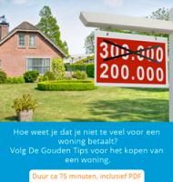Huis kopen | Bekijk gratis het online webinar!