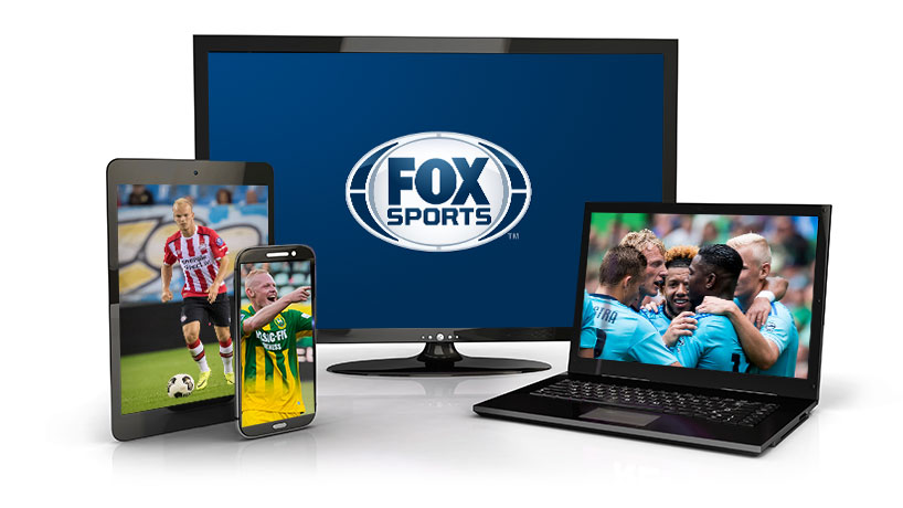 Fox Sports Eredivisie van € 17,50 nu € 7,50 p.m.