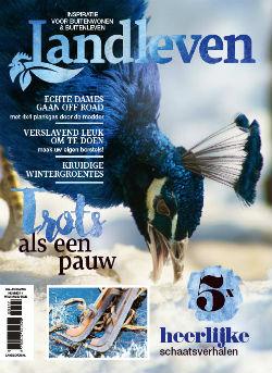 Landleven tijdschrift! Win een Intratuin-cheques t.w.v. €1000.-