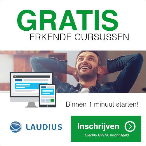 Laudius opleidingen met gratis digitale cursus