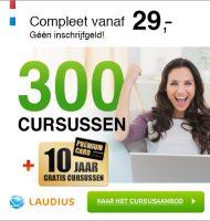 Laudius studie klaar voor de toekomst!