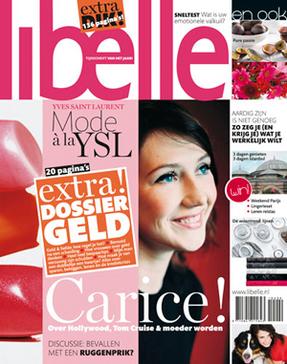 Libelle abonnement 4 nr's voor €9.-| 68% korting