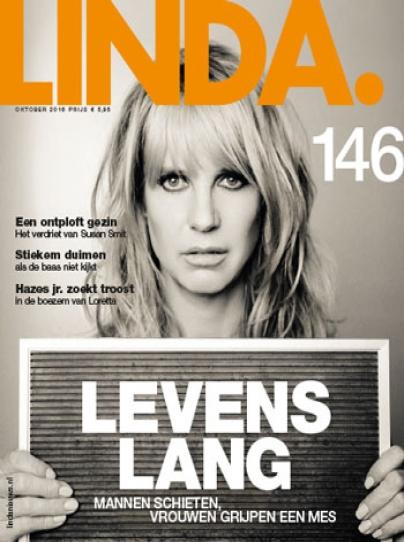 LINDA magazine met 26% korting!