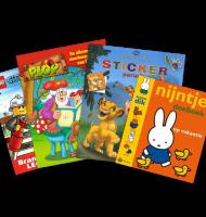 Mama boekenclub | Kennismakingspakket €14,95 nu €7,95