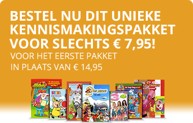 Mama boekenclub   Kennismakingspakket €14,95 nu €7,95