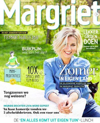 Margriet tijdschrift voor de laagste prijs! Shop nu voordelig het leukste vrouwen magazine van Nederland. Nu kortingen tot wel 23%.