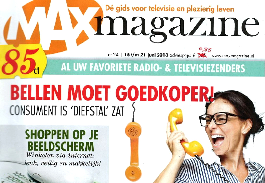 Max Magazine met 17% korting en Gratis DVD!