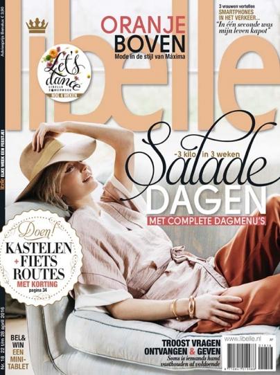 Moederdag libelle. 75% korting op Moederdag tijdschriften!
