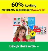 NCRV televisie gids | 60% korting en Gratis HEMA bon!