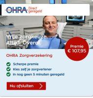 Ohra zorgverzekering | Kiest u in 2018 ook voor OHRA?