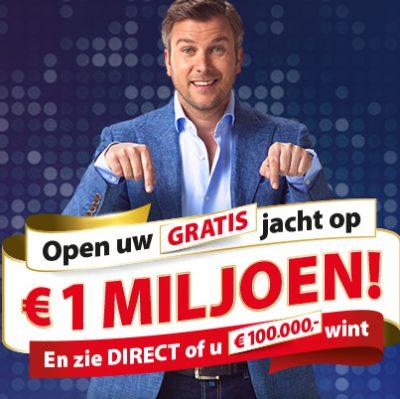 De hoogste prijzen ooit in de Postcode Loterij