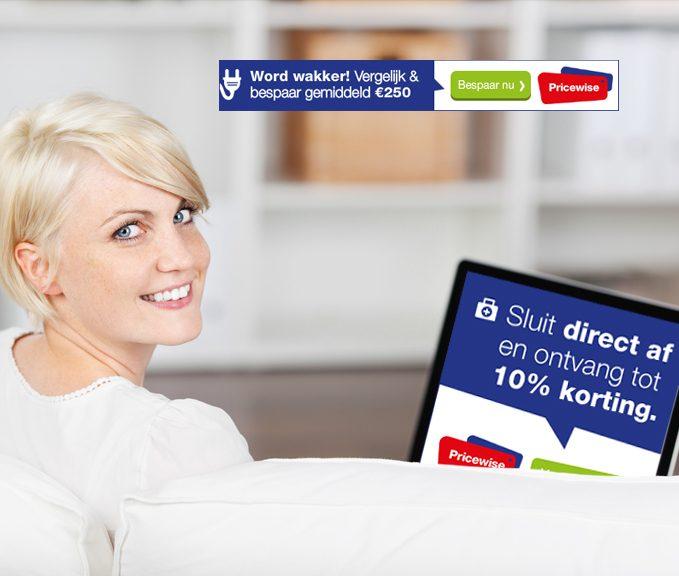 PriceWise | Energie vergelijken met het beste resultaat!