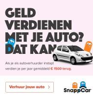 SnappCar | Goedkoop een auto huren of verhuren!