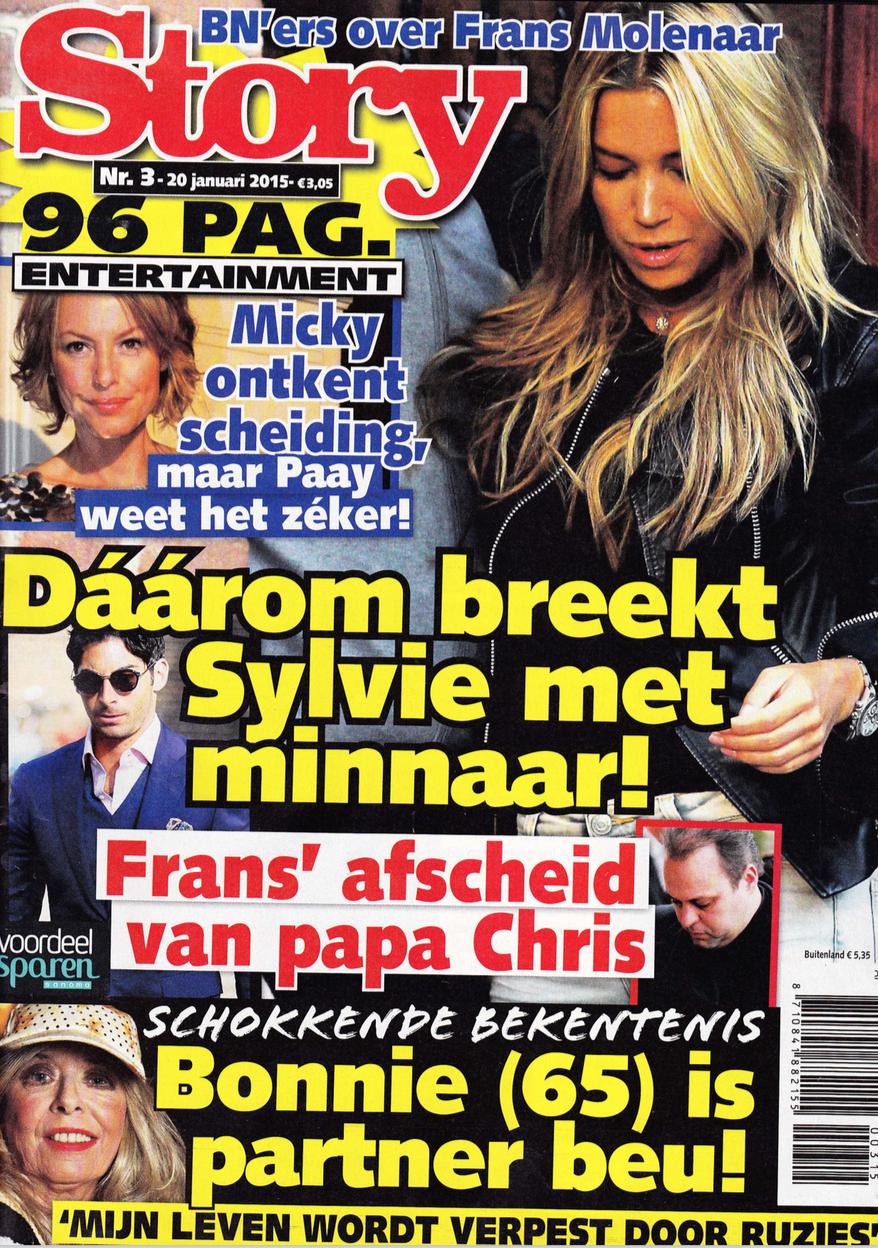 Story tijdschrift | Het weekblad Story nu 39% korting!