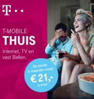 "T-Mobile ""alles in 1"" pakket €21.- per maand"