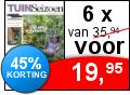 TuinSeizoen | Magazine voor de Tuin | 44% korting