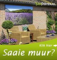 Bij tuinposter 15% korting op hele assortiment!