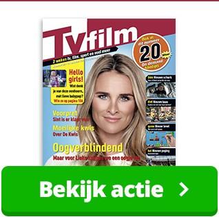 TV Film magazine | 1 jaar voor €15.- | 62% korting